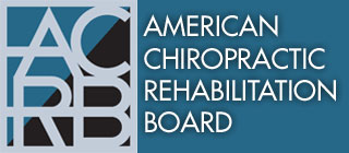 American Chiropractic Rehabilitation Board - SEMINARS